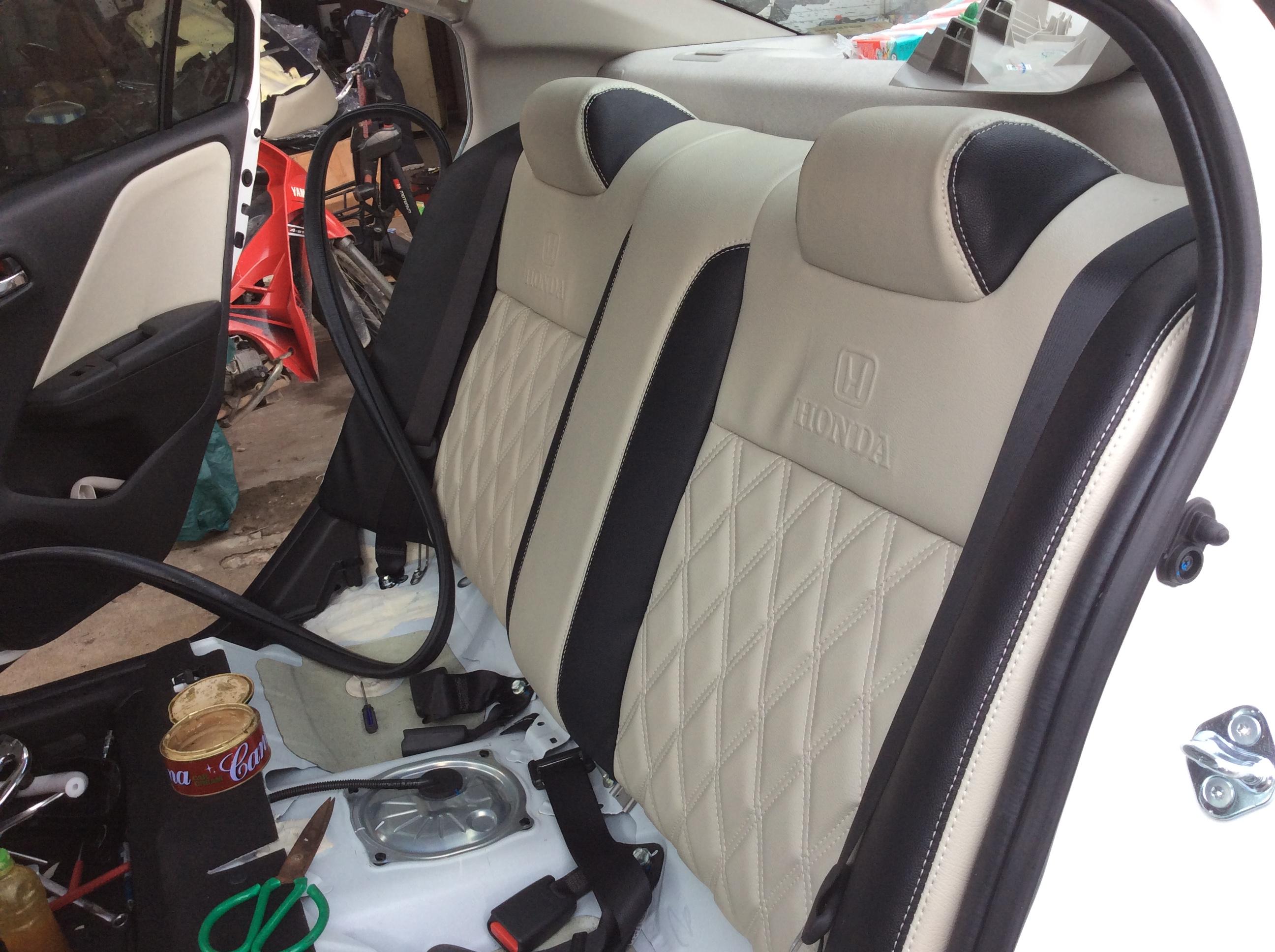 Bọc nệm ghế da xe hơi quận 9