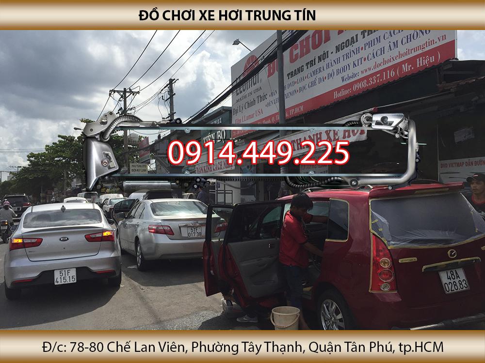 Dán Phim Cách Nhiệt 3M Tại Tiền Giang