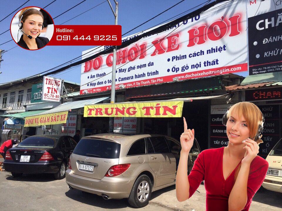 Dán Phim Cách Nhiệt 3M Chính Hãng Tại Tây Ninh