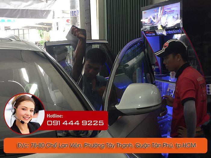 Nước hoa xe hơi tại quận Phú Nhuận