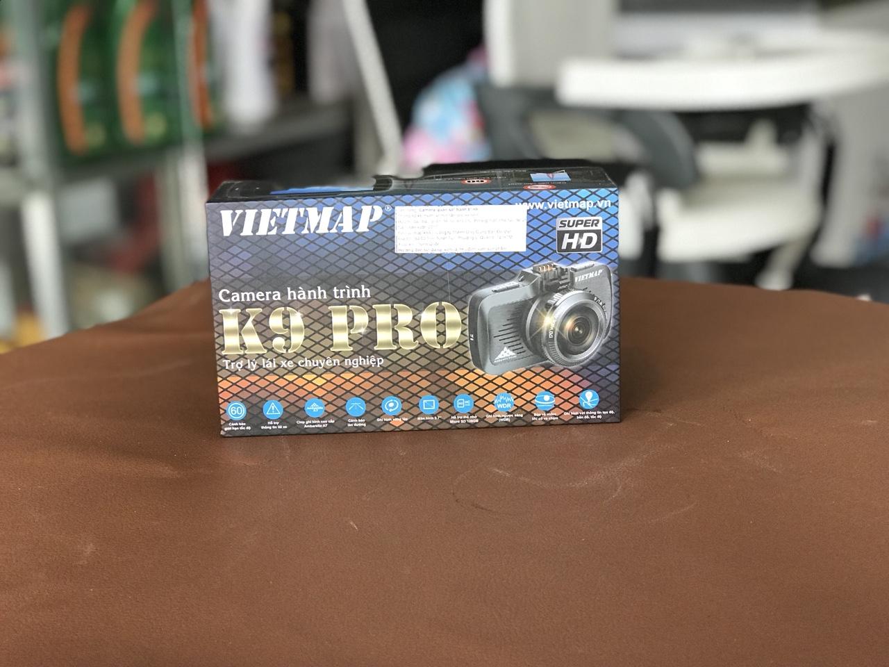 Camera hành trình trước và sau VietMap | Camera hành trình giá rẻ