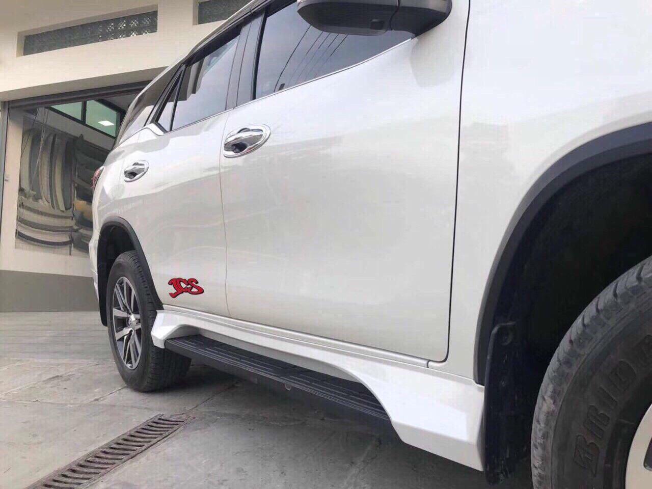 Bodykit cho xe Fortuner 2019