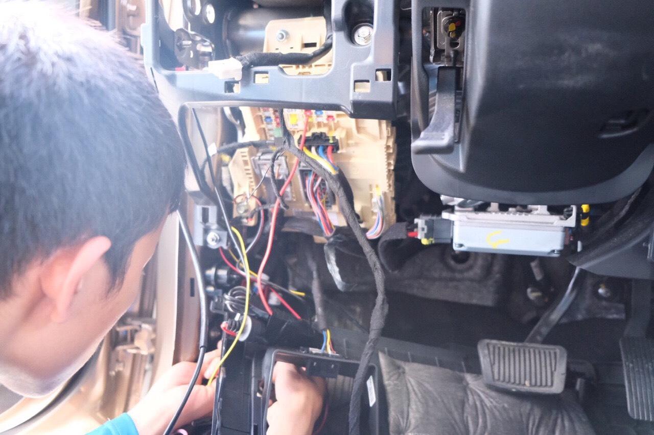Cốp điện theo xe Kona
